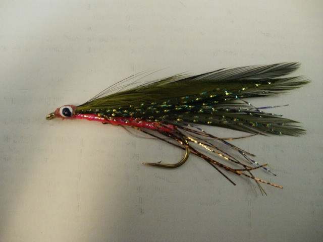 A.J.'s New Watermelon Smelt Fly